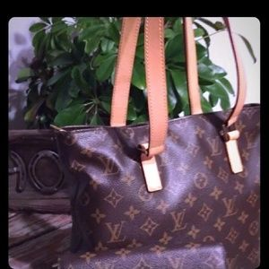 3d1312532c82 Women s Louis Vuitton Piano Tote on Poshmark